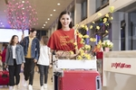 Vietjet sells tickets for upcoming Tet holiday, offering free checked baggage