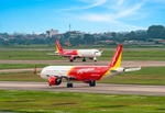 Vietjet launches promotional programme, offering cheap airfares