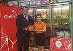 Chilean apples to return to the Vietnamese market