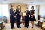 Vietinbank donates to support Vietnamese students in Japan