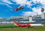 Vietjet's air transport revenue down 54% in Q2