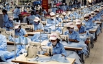 Textile and apparel firms lack orders for the last two quarters