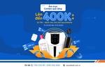 Sacombank cards, Sacombank Pay owners enjoy amazing privileges when shopping on Tiki