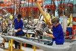 HCM City industrial production falls sharply