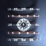 JANNPAUL revolutionises the global diamond market with the Decagon 10 Hearts & Arrows Diamond