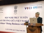 India, VN eye closer collaboration in engineering sector trade, investment