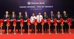 Shinhan Bank opens branch in Ba Ria – Vung Tau Province