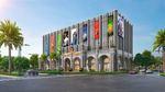 Novaland begins construction of sports complex at Aqua City
