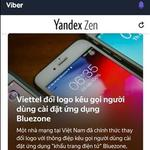 Yandex Zen launchedin Viber app