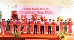Co.opmart supermarket opens in Thap Muoi in Dong Thap Province