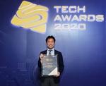 "Panasonic wins ""Best Hygiene Technology Refrigerator"" award at Tech Award 2020"