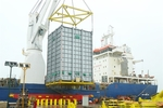 Made-in-Viet Nam petrochemical equipment exported to Thailand