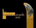 PurpleAsia winsawards at Transform Awards Asia ceremony