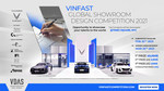 VDAS launches VinFast global showroom design contest, offers over $60,000 in prizes