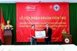 Coca-Cola Foundation grants VND9 billion to COVID-19 response in Viet Nam