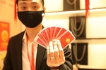 Pandemic doesn't stop fortune seekers on God of Wealth day