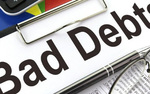 Bad debts of 20 banks up 4.5% in 2020