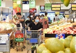 Covid-19 travel fears, promotions keep sales buzzing at Saigon Co-op's supermarkets