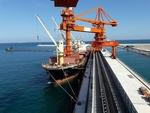 Sao Vang-Dai Nguyet petroleum port offshore BaRia-Vung Tauopens