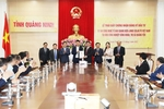 Hong Kong firm invests in Quang Ninh