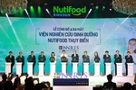 Nutifood launches researchinstitute in Sweden