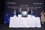 SonKim Land, Qualcomm and Infinite work to deploy smart city solutions