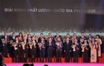 Firms honoured with National Quality Awards