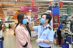 Saigon Co.op increases stocks ofessential goods, takes COVID precautions