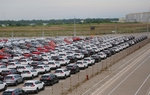 More than $1.1 billion spent on car imports in four months