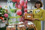 Vietnamese lychees sell like hotcakes in Australia