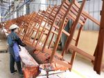Exports ofwood products surge55 per cent in seven months