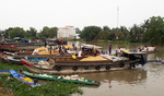 Mekong Delta urged to ease hurdles at waterway checkpoints to ensure delivery offarm produce