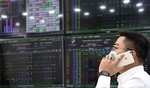 Shares rise, but gains capped by resurging selling pressure
