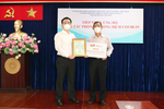 English teaching centres to donate eight ventilators,protective clothing to hospitals in HCM City