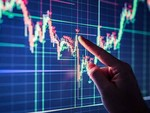 Shares rebound, but selling force persists