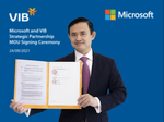 VIB, Microsoft team up to to boost service speed and innovation