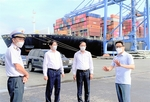 Ports see increase in goods handling despite COVID