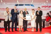 Vietjet receives IATA membership