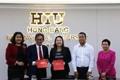 HCM City university, International Baccalaureate organisation ink deal