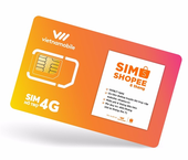 Vietnamobile, Shopee launch SIM card
