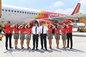 Vietjet sells tickets for Tet 2019