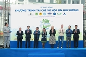 Tetra Pak launches school recycling programme in Ha Noi