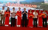 Major wood factory opens in Ha Tinh province
