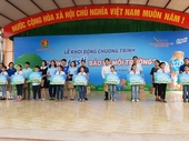 Fristi, Nat'l Children's Council kick off environmental protection for children