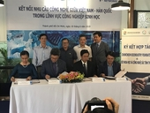 Korean biotech firm signs MoU on pharmaceutical research