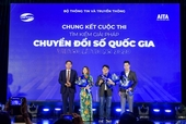 Viet Solutions honours three winners