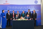 GE Vietnam inks service deal with EVNGENCO 3