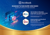 SeABank honoured to receive the Vietnam Digital Transformation Award, among 'Top 30 Best Tech Companies in Asia 2020'