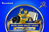 Sacombank launches biggest promotion of the year
