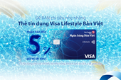 Viet Capital Bank launches Visa Lifestyle credit card